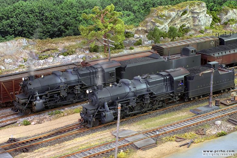 BLW I1sa class - PRRHO com Model Trains