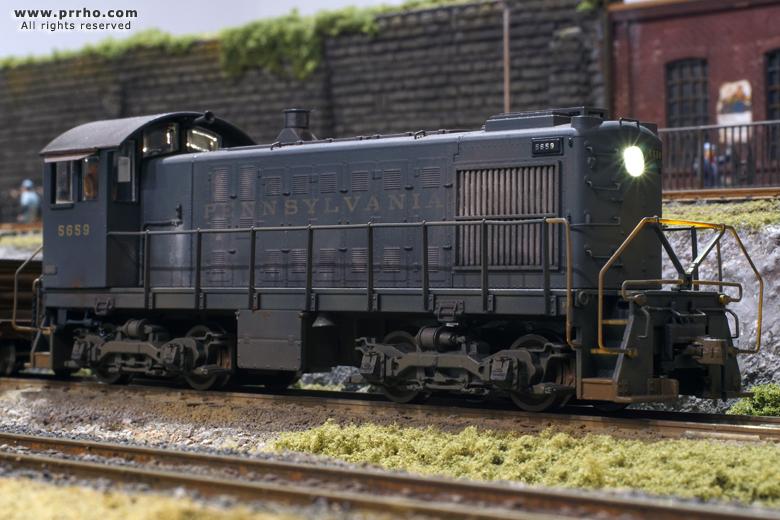 Alco S 2 As10 Class Prrho Com Model Trains